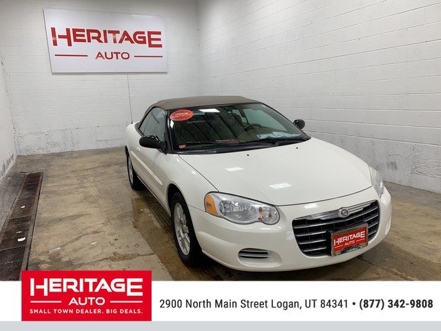Pre-Owned 2004 Chrysler Sebring GTC