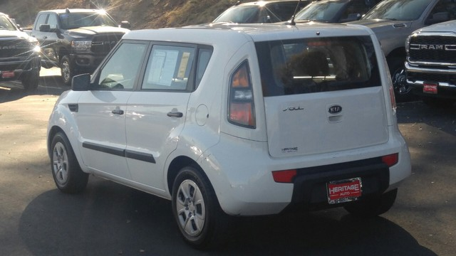 Pre-Owned 2011 Kia Soul Base